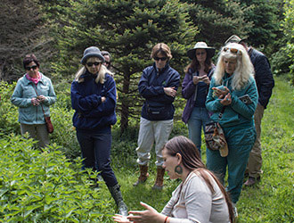 Aquidneck Land Trust Walks & Talks