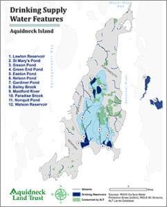 Aquidneck Island Watersheds