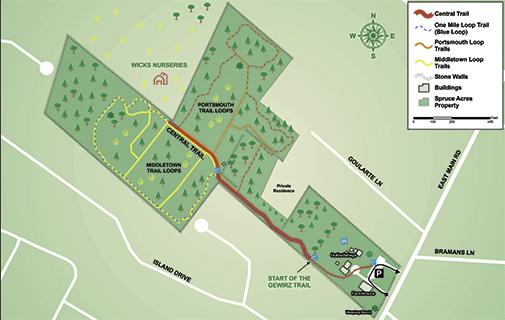 Spruce Acres Farm Aquidneck Land Trust